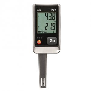 testo Malaysia 175 H1 | Temperature and humidity data logger