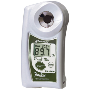 Atago Malaysia PAL-BX/RI | Digital Hand-Held Pocket Refractometer