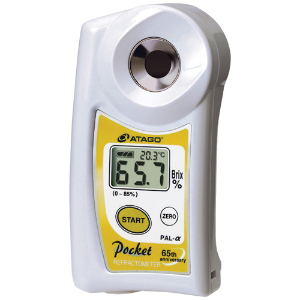 Atago Malaysia PAL-Alpha | Digital Hand-Held Pocket Refractometer