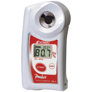 Atago Malaysia PAL-2 | Digital Hand-Held Pocket Refractometer