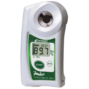 Atago Malaysia PAL-3 | Digital Hand-Held Pocket Refractometer