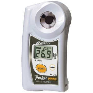 Atago Malaysia PAL-S | Digital Hand-Held Pocket Refractometer