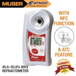 Atago Malaysia PAL-2 Digital Pocket Refractometer