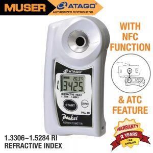 Atago Malaysia PAL-RI Digital Pocket Refractometer
