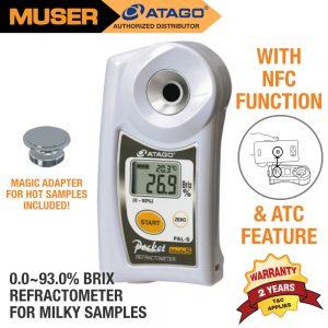 Atago Malaysia PAL-S Digital Pocket Refractometer