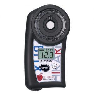 Pocket IR Brix Meter -HIKARI-