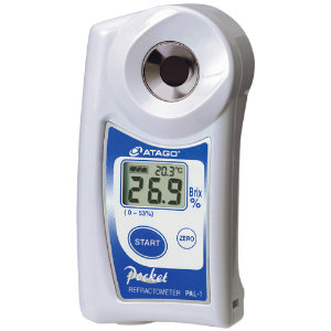 Atago Malaysia PAL-1 | Digital Hand-Held Pocket Refractometer