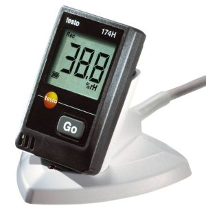 testo Malaysia 174 H set | Mini data logger set for temperature & humidity