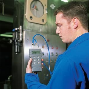 comark pressure meter C9553