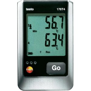testo 176 T4 Temperature data logger