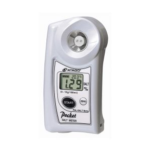 Atago Malaysia | 4251 Salt Meter PAL-SALT Mohr | Salt Concentration 0.0-10.0% (g/100mL)