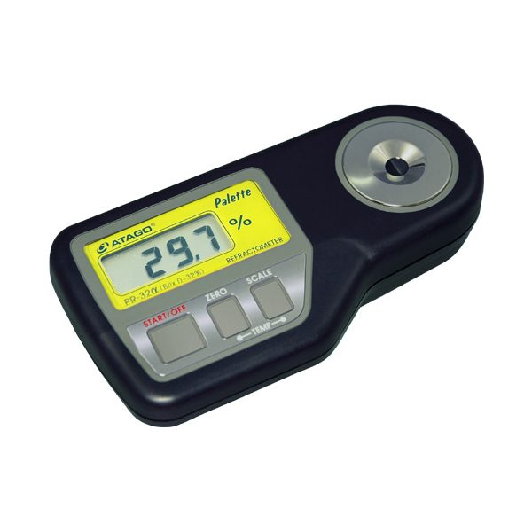 Atago Malaysia   3405 Digital Refractometer PR-32α   Brix 0~32%