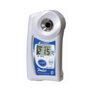 Atago Malaysia | 3810i PAL-1 BLT/i (Bluetooth) | Brix 0~53%, Temperature 10~100゚C