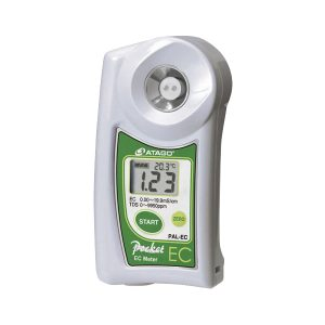 Atago Malaysia | 4331 Pocket EC Meter PAL-EC | Electric Conductivity Method 0.0~19.9mS/cm, TDS 0~9950ppm