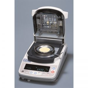 A&D Weighing Malaysia MX-50 Moisture Analyzer | Moisture Content: 0.01%/0.1%