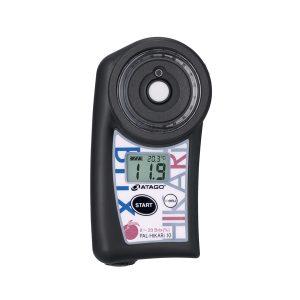 Atago Malaysia | 5460 Pocket IR Brix Meter PAL-HIKARi 10 (Peach) | Brix 8~20%