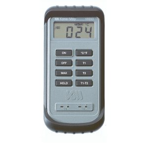 Comark Malaysia KM340 | Industrial Thermometer (Type K) | -50°C~+1300°C/-58°F~+1999°F