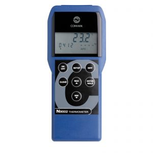 Comark Malaysia N9002 | Differential Thermometer | -200°C/-328°F-~-Thermocouple Limit