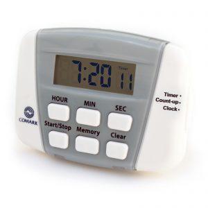 Comark Malaysia UTL882 Kitchen Clock & Timer | 24-Hour Capacity