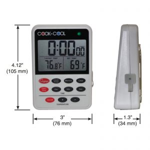 Cooper-Atkins Malaysia DTT361-01 Cook N Cool Digital Thermometer | -25°~392°F/-31°~200°C