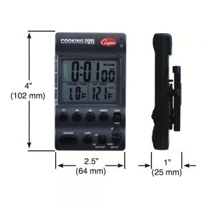 Cooper-Atkins Malaysia DTT361 Cooking Thermo-Timer | 32°~392°F / 0°~200°C