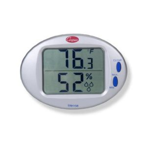 Cooper-Atkins Malaysia TRH158 Digital Temperature-&-Humidity Wall Thermometer | 32°~122°F/0°~50°C