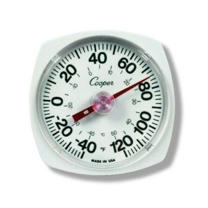 Cooper-Atkins Malaysia 250 | 5-Inch Wall/Storage Thermometer | -40°~120°F/-40°~50°C