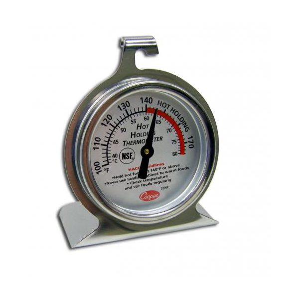 Cooper-Atkins Malaysia 26HP-01-1 | HACCP Dial Hot Holding Thermometer 100°~175°F/38°~80°C