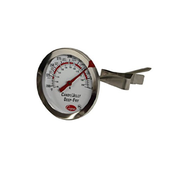 Cooper-Atkins Malaysia 322-01-1 | Candy/Jelly/Deep Fry Thermometer | 200°~400°F/90°~200°C