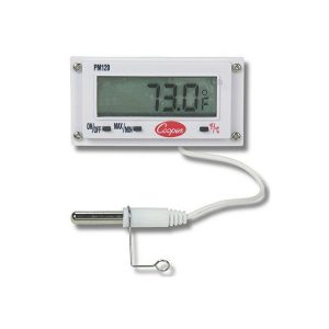 Cooper-Atkins Malaysia PM120 | Mini Rectangular Panel Thermometer | -40°~122°F/-40°~50°C