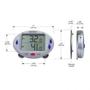Cooper-Atkins Malaysia PM180-01 | Dual-Cool Panel Thermometer - Kit 1