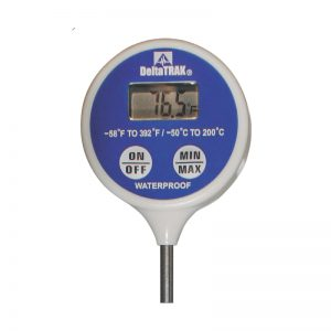 DeltaTrak Malaysia 11047 | FlashCheck® Digital Lollipop Min/Max Thermometer -58°F~392°F/-50°C~200°C