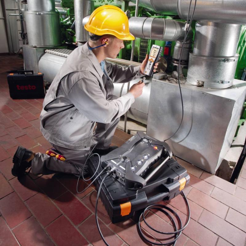 testo Malaysia 350 | Analysis Box - Exhaust Gas Analysis Systems