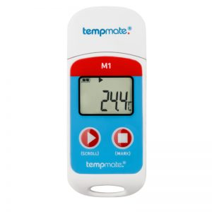 tempmate-M1 Malaysia | Multi-Use Temperature Data Logger (Automatic PDF Analysis)