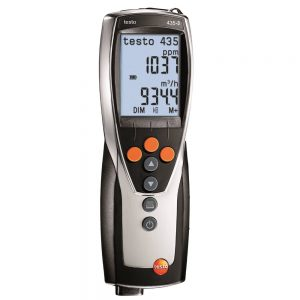 testo Malaysia 435-3 | Multi-Function Climate Measuring Instrument