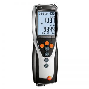 testo Malaysia 435-4 | Multifunction Indoor Air Quality Meter