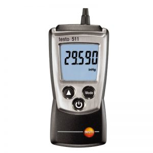 testo Malaysia 511 | Pocket-Sized Absolute Pressure Meter