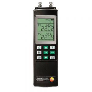 testo Malaysia 312-4 | Differential Pressure Measuring Instrument