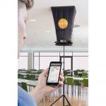 Testo Differential Pressure Instrument – Testo 420 – Volume Flow Hood 07