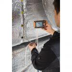 Testo Differential Pressure Instrument – Testo 420 – Volume Flow Hood 09