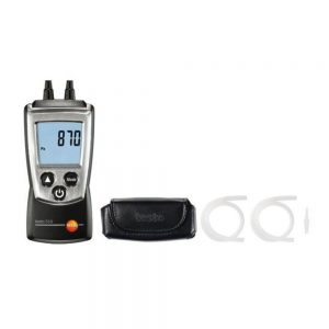 testo Malaysia 510 Set | Differential Pressure Measuring Instrument