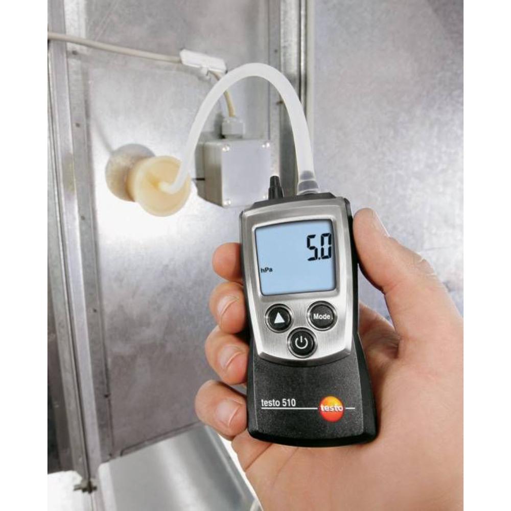 testo Malaysia 510 Set | Differential Pressure Measuring Instrument