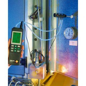 testo Malaysia 521-1 | Differential Pressure Measuring Instrument (0.2% f.v.)