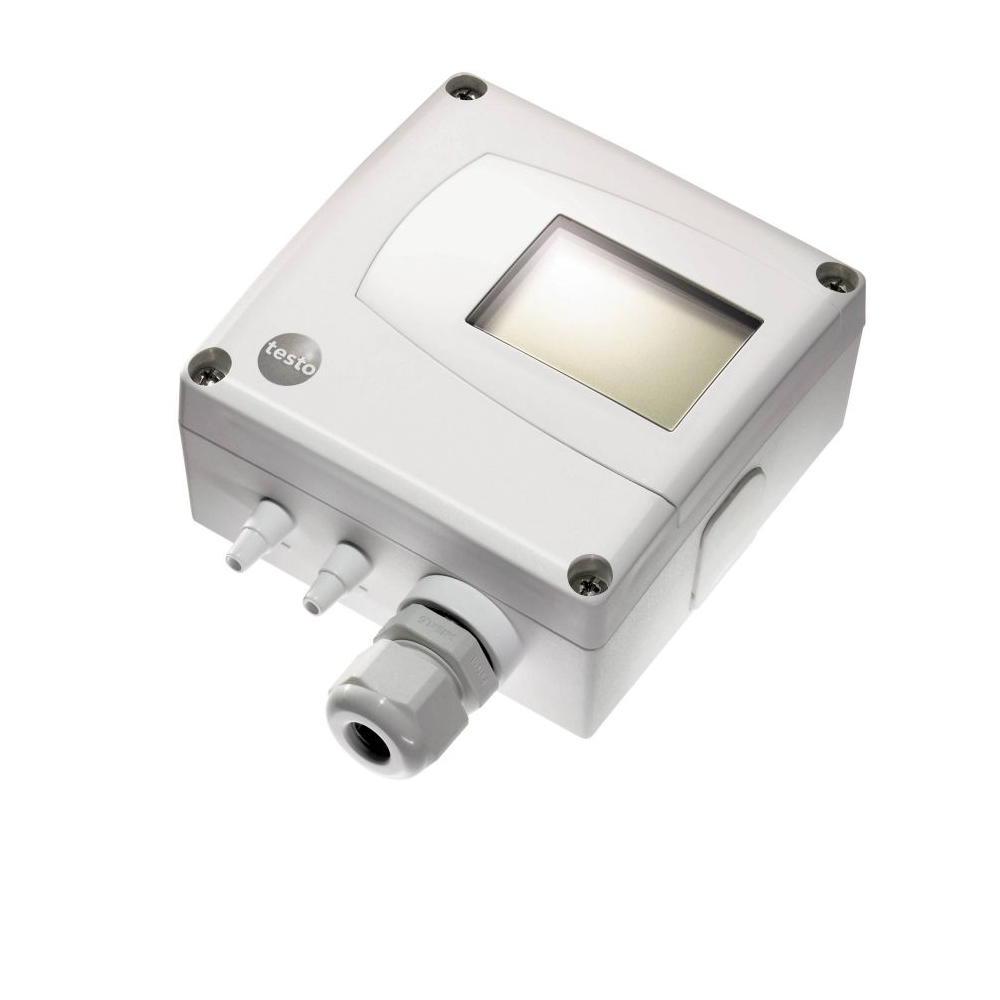 testo Malaysia 6321 | Pressure Transmitter - Differential Pressure