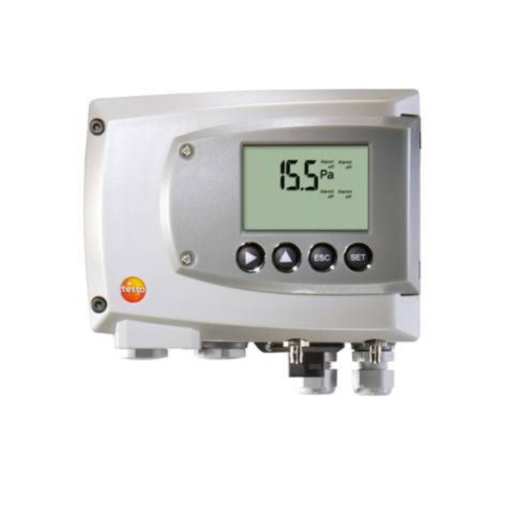 testo Malaysia 6351 | Differential Pressure Transmitter - Industry