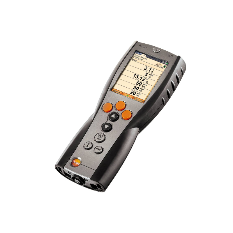 testo Malaysia 350 | Control Unit - Exhaust Gas Analysis Systems