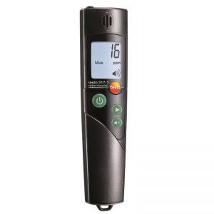 testo Malaysia 317-3 | CO Meter for Measuring CO in the Surrounding Air