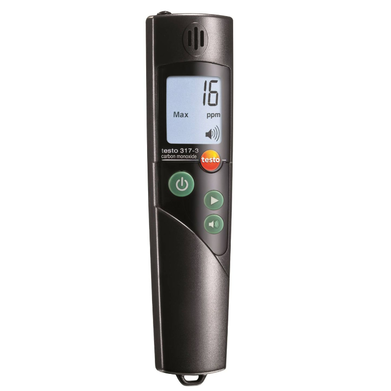 testo Malaysia 317-3   CO Meter for Measuring CO in the Surrounding Air