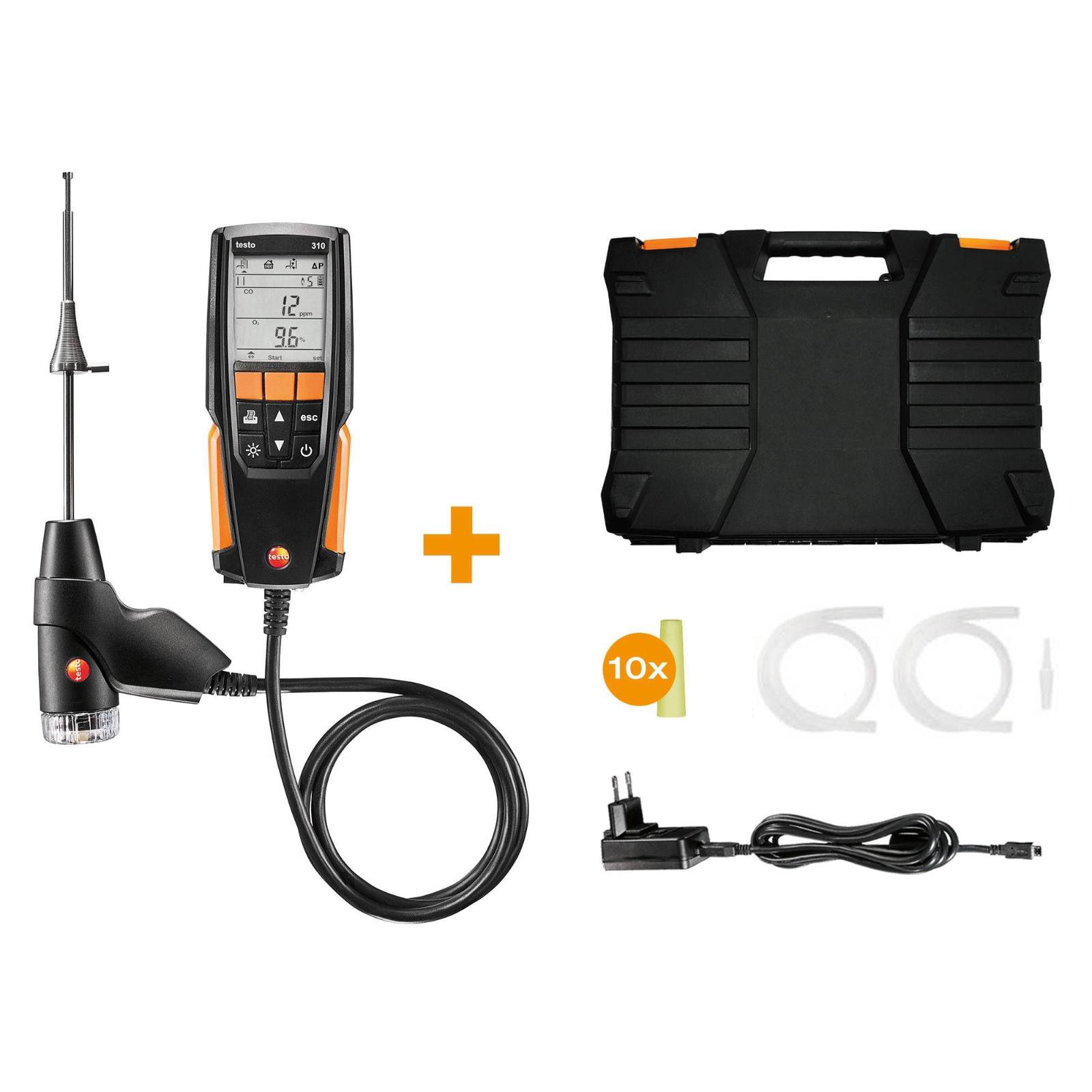 testo Malaysia 310 | Entry-Level Flue Gas Analyzer