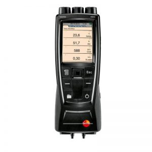 testo Malaysia 480 | Digital Temperature, Humidity, Air Flow Meter